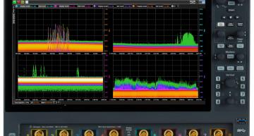 Keysight has launched a new oscilloscope that features 8 analog channels at 6 GHz and 16 simultaneous digital channels