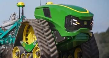 John Deere in $250m autonomous tractor tech deal