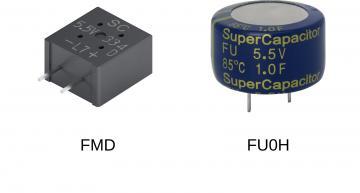 Next generation miniature supercapacitor for energy storage