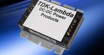 The TDK-Lambda FQB 20A, 40V active filter is designed to protect a DC-DC converter for the harsh environments found in 28V vehicle and airborne applications.