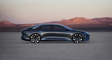 An agreement between Lucid Motors and LG Chem will see battery pack production for the Lucid Air start in late 2020 and extends through 2023