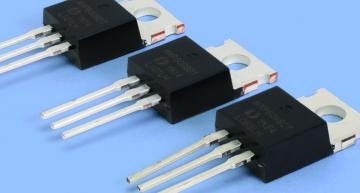 The Double Shielded Trench MOS rectifier is available with breakdown voltages from 20 V to 200 V.