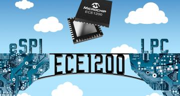 Microchip has launched what it claims is the industry's first commercially available eSPI-to-LPC bridge, enabling eSPI standard implementation in boards with LPC connectors and peripherals.