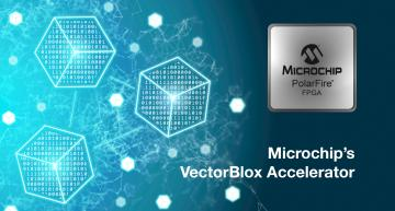 Microchip's VectorBlox SDK and IP have been developed to offer an easier way to program a trained neural network without FPGA expertise.