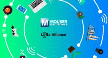 Mouser has created a resource microsite that looks at the LoRaWAN standard along with its capabilities, applications, and related products.