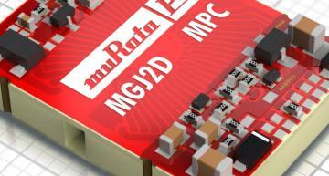 2W DC-DC converter for HV gate driver designs