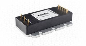 Murata's 120W IRE-Q12 DC-DC converter series is designed specifically for industrial, railway, and transportation applications with system bus and battery voltages between 9VDC and 36VDC.