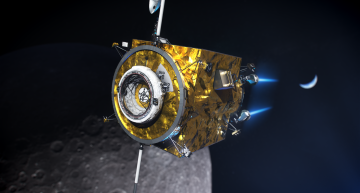 US space agency NASA has awarded a $375m contract for power and propulsion in the first step of its Artemis mission to the Moon.