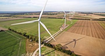 A two year deal for Nexans to supply medium and low voltage cables for Vestas on-shore wind turbine designs includes a resident engineer programme and new supply hubs