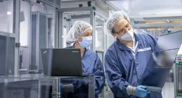 €39m for German green photovoltaic silicon wafers