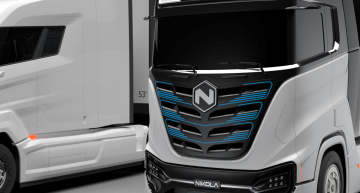 Nikola says it is developing an alternative to lithium ion battery technology for 2020 that has a record energy density of 1.1kWh/kg and is 40 percent lighter