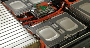 A Nissan joint venture has received the first certification for reused electric vehicle (EV) batteries from UL.