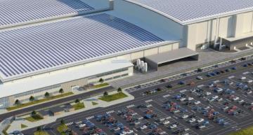 £1bn battery gigafactory for UK