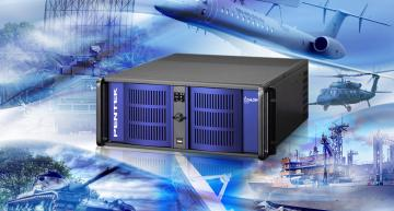 Pentek has added the RTR 2654 26.5 GHz RF Sentinel Intelligent Signal Scanning rackmount recorder to its Talon signal recording and playback systems range.