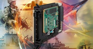 Quartz RFSoC board aligned to SOSA technical standard
