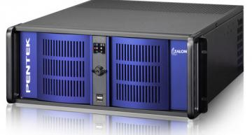 Pentek has added the Model RTR 2742 4U 19-inch rackmount recorder to the company's Talon series of recorders.