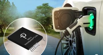 Flyback switcher extends to 1200V for EV chargers