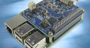 Measurement Computing has launched the MCC 172 IEPE Raspberry Pi Measurement HAT for machine condition monitoring and edge computing applications.