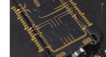 Photonic chips for QKD quantum security system