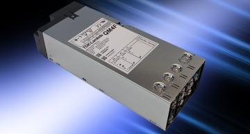 650W QM4 modular AC-DC power supply shrinks in size