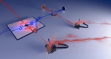 Quantum entanglement aids radar detection