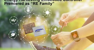 Renesas has launched its RE Family, which is based on the company's SOTB (Silicon on Thin Buried Oxide) process technology.