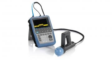 R&S extends portable analyzer to 44 GHz