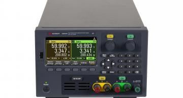 RS Components is supplyinga new series of 200W and 400W high-specification and high-quality power supply units from Keysight Technologies.