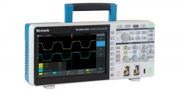 RS Components is now stocking the Tektronix TBS2000B digital storage oscilloscope, which combines high performance and low cost.