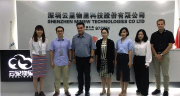 Rutronik Elektronische Bauelemente and Shenzhen Minew Technologies have signed a worldwide distribution agreement.