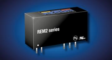 Rutronik has added the new Recom REM2 series modular 2W DC/DC converters with full medical certification.
