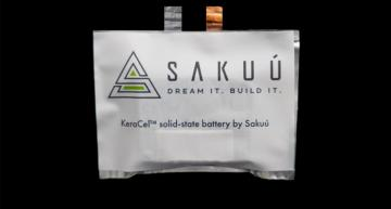 3D printed 3Ah solid state lithium metal battery cell heads for production