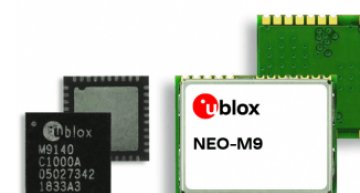 u-blox's meter-level positioning technology offers enhanced GNSS performance