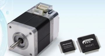 Higher precision motor controllers development