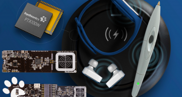 Panthronics offers NFC wireless charging reference design