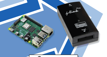 SEGGER has just introduced a new version of the company's J-Link software that is aimed at applications utilizing Raspberry Pi and other SBC platforms