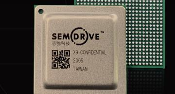 China's SemiDrive launches automotive chipset