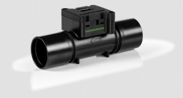 Air flow sensor for ventilators from Sensirion