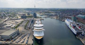 Cloud-based power monitoring for Port of Kiel