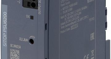 Siemens DIN power supplies now at RS