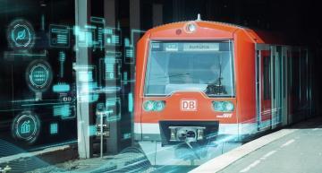 Siemens shows first self-driving train