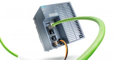 Quad core ARM chip for edge computing unit