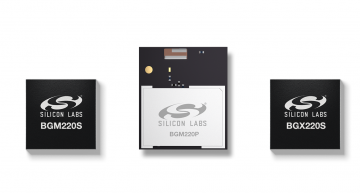Silicon Labs has expanded its range of pre-certified wireless modules that have been designed to address the needs of IoT applications.
