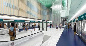 Siemens Mobility will build a digital twin of Singapore's Downtown Line's (DTL) signalling system as the train line is extended with three new stations