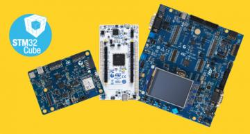 Dev board boost for 40nm microcontrollers