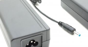 65W medical/ITE AC-DC power adaptor has Dell smart pin