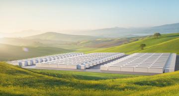 Tesla has designed and built a massive energy storage battery product specifically for utility-scale projects controlled via the cloud.