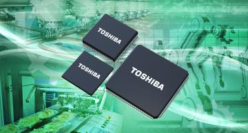 Toshiba has expanded to its line-up of microcontrollers with the TXZ+ family of 32-bit microcontrollers based on Arm Cortex processor cores.