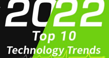 Ten technology trends for 2022