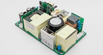 Compact 508W AC-DC power supply targets medical designs